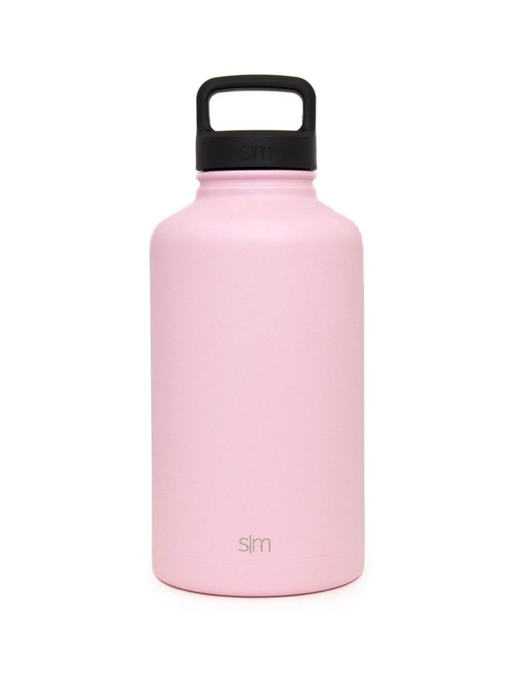 Simple modern summit water bottle in pink