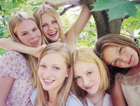 the virgin suicides lisbon sisters