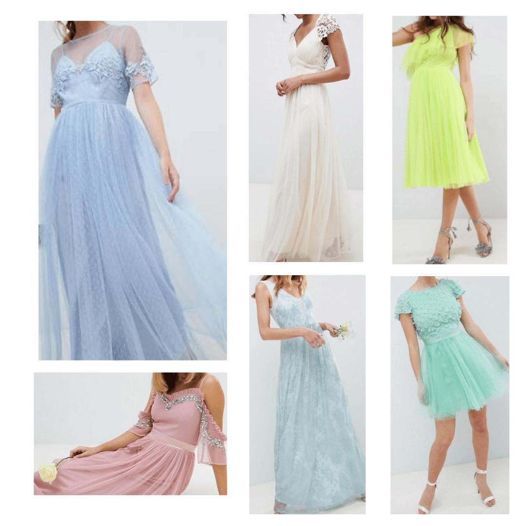 Dresses inspired by Yara Shahidi at the SAG Awards