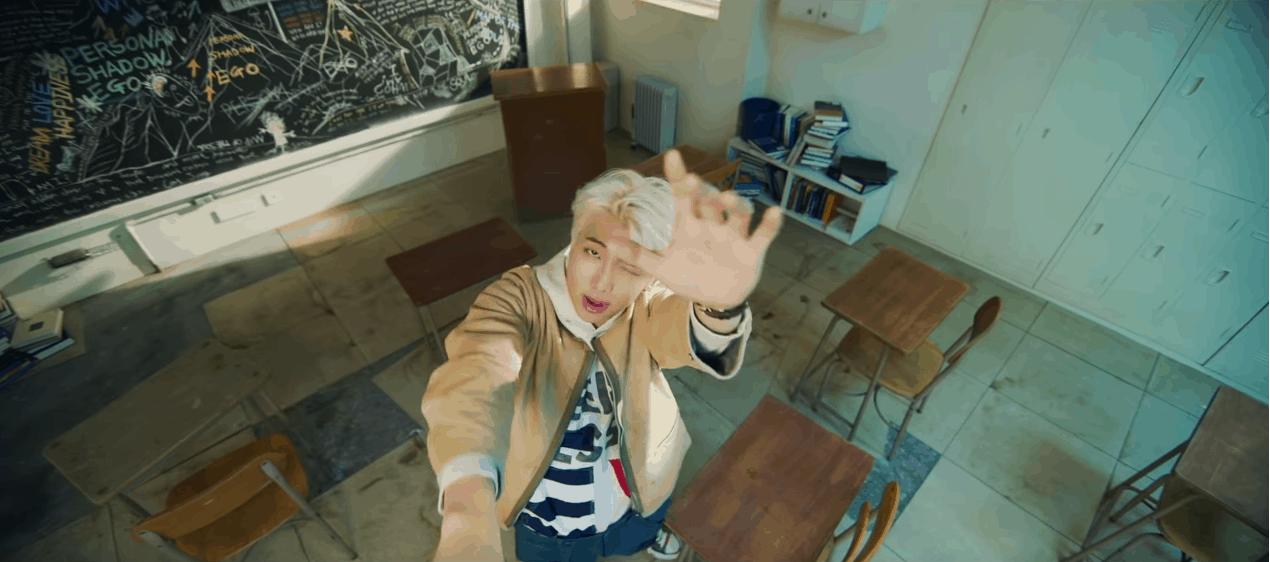 BTS Persona video screenshot
