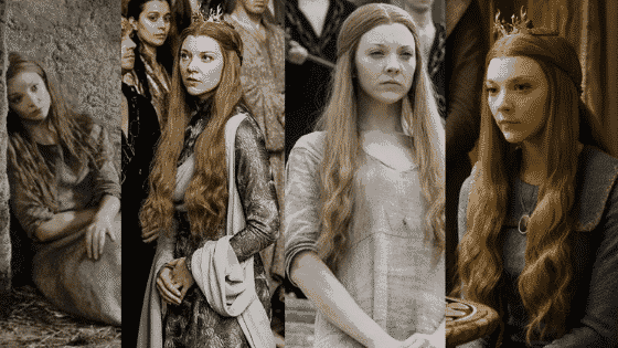Margaery Tyrell style and outfits from season 6
