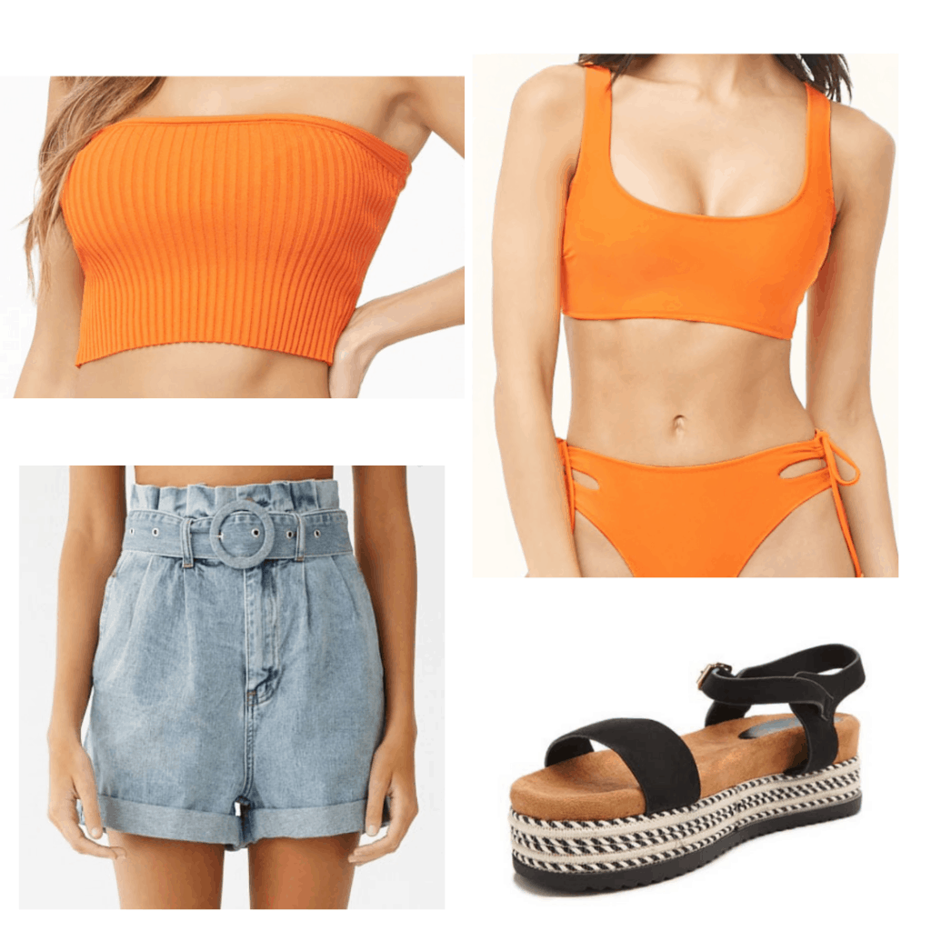 spring break 2019 outfit