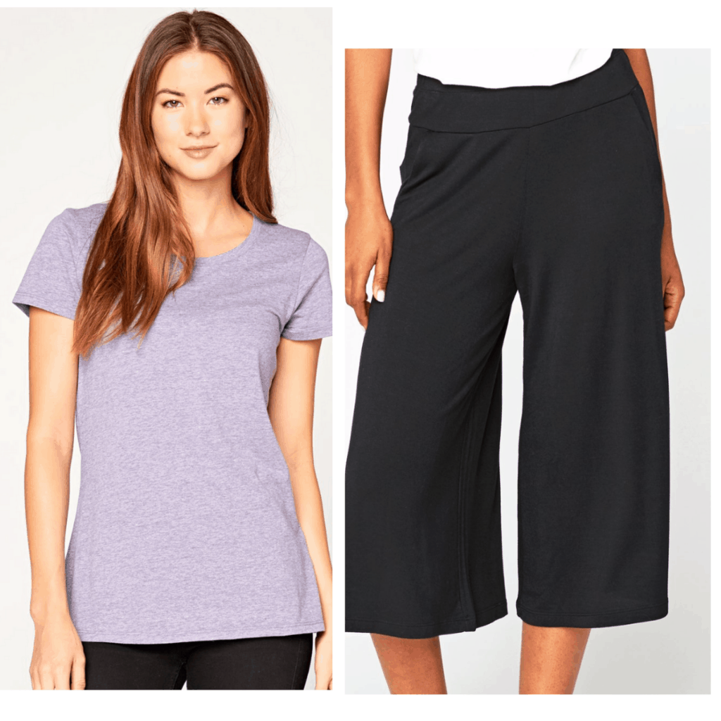 vegan ethical working out clothing