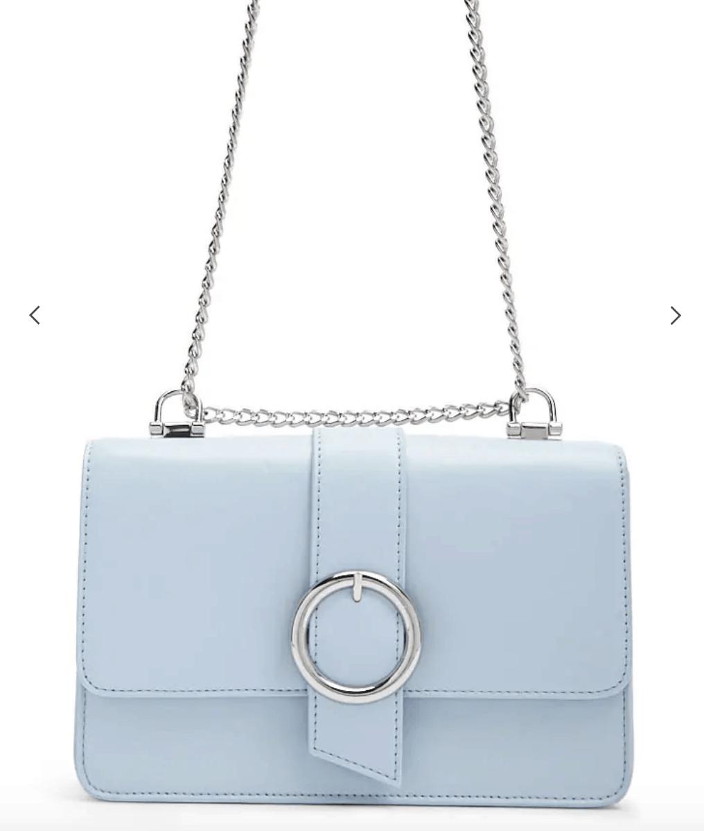 Faux Leather Crossbody handbag