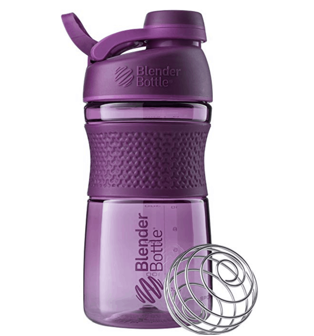 plum blender bottle