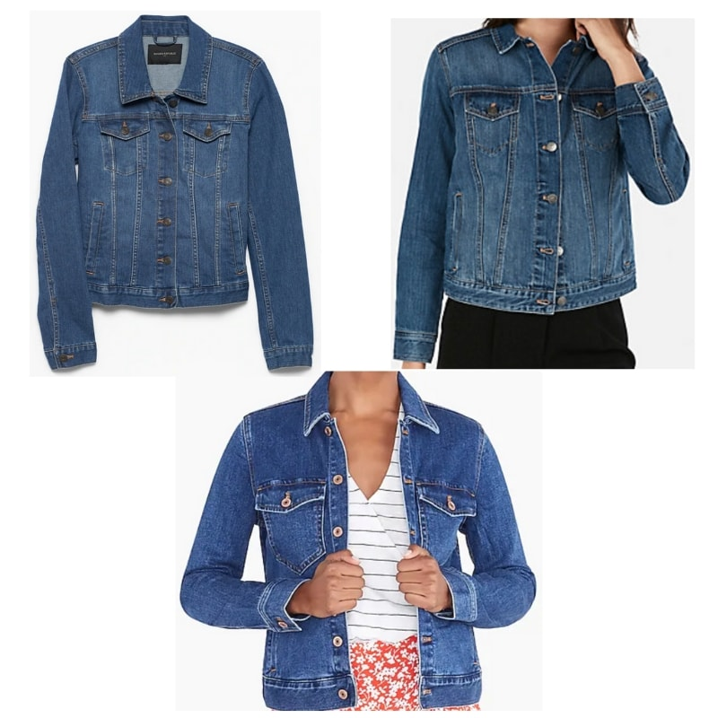 Jean jackets inspired by Jane from Jane the Virgin
