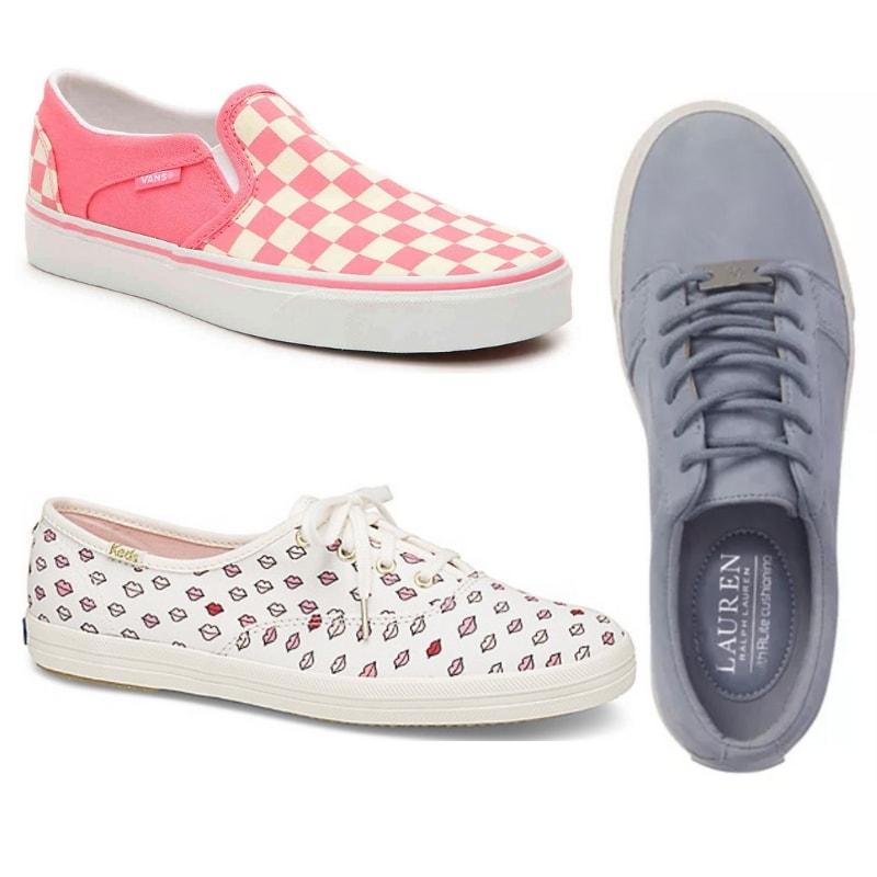 Sneakers inspired by Jane Villanueva