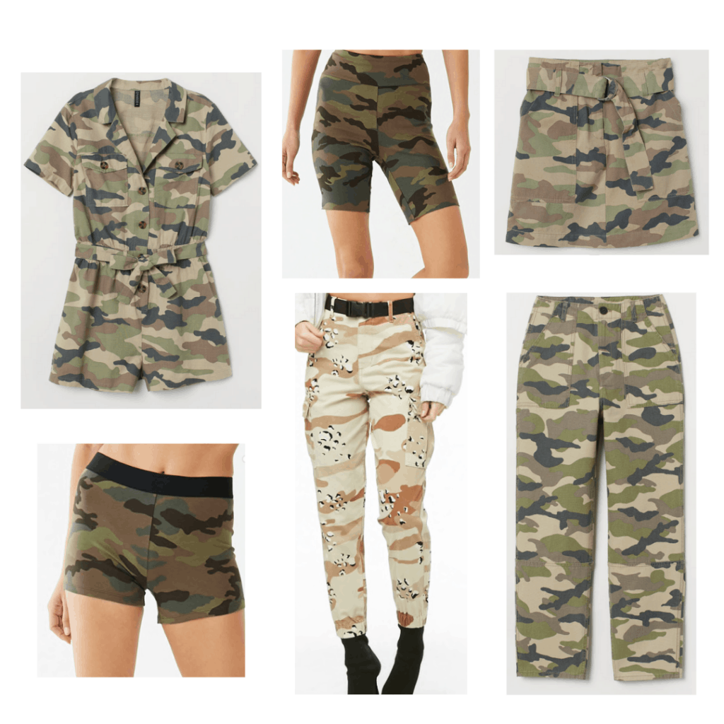 The CF Guide to the Camo Trend (& How to Wear It) - College Fashion