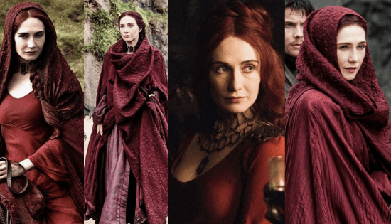 Game of Thrones Countdown: Melisandre