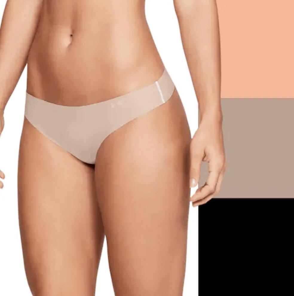 3 pack of thong panties