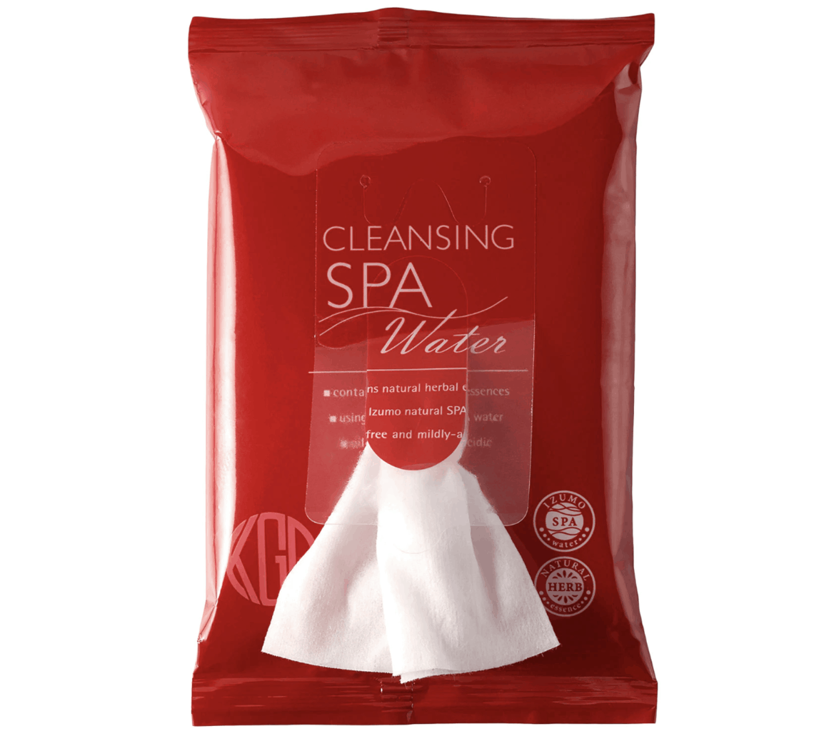 red face wipes
