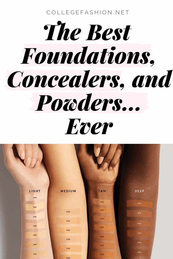 Best base makeup: Guide to the best foundations, concealers, and powders ever