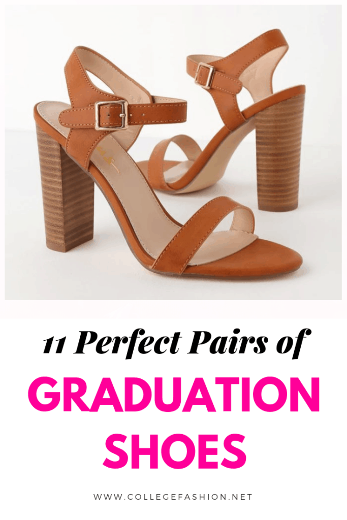 shopping cheap sale excellent quality It's Official: We've Found Your Perfect Graduation Shoes - College ...