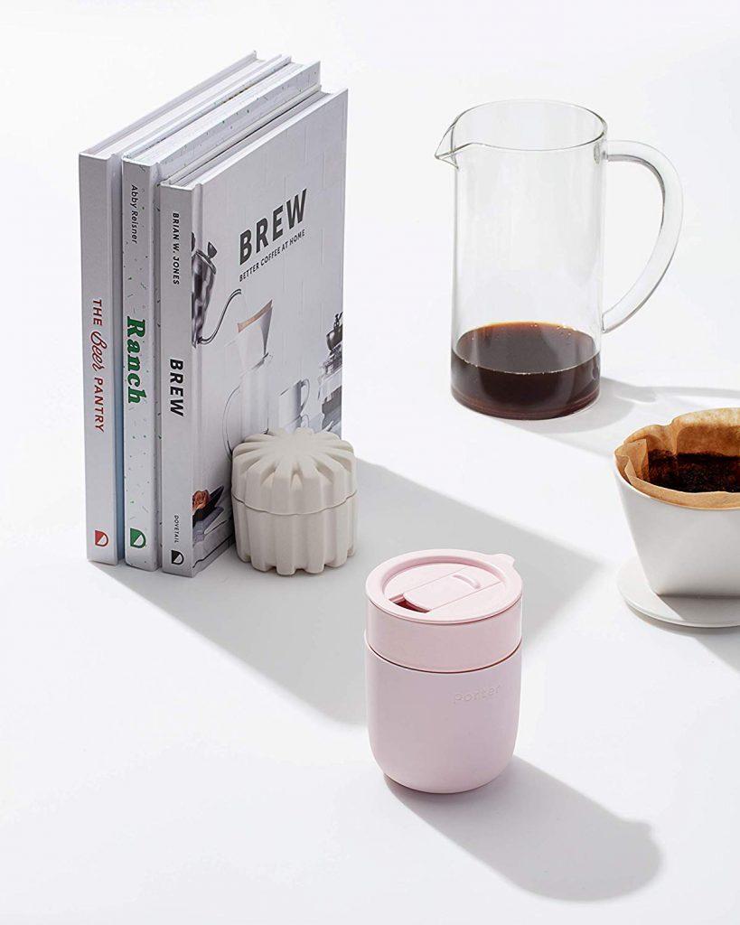 Porter mug - reusable mug