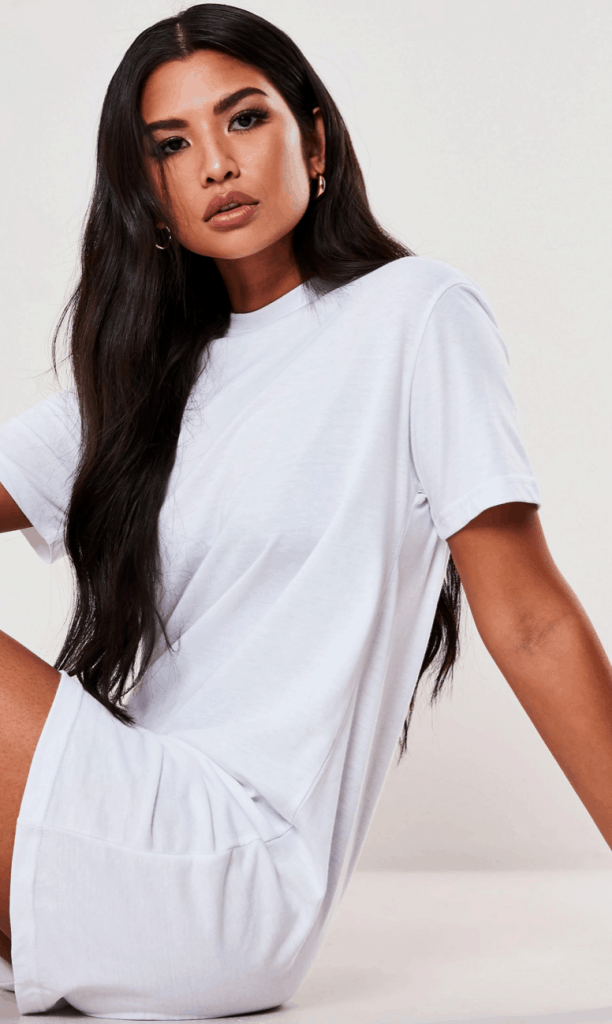 Oversized tshirt samantha rayner