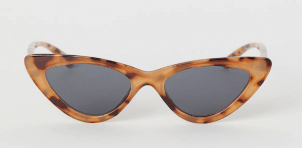 cat eyed sunglasses college fashion