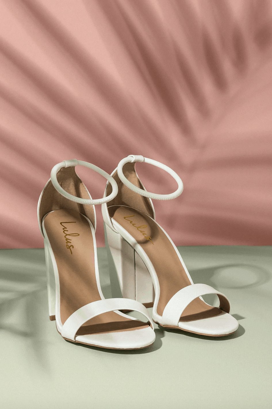 How to Wear White Heels This Summer