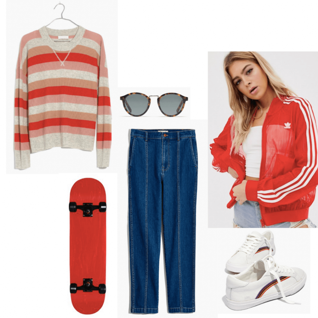 Stranger Things Max Style & Outfit Guide - College Fashion