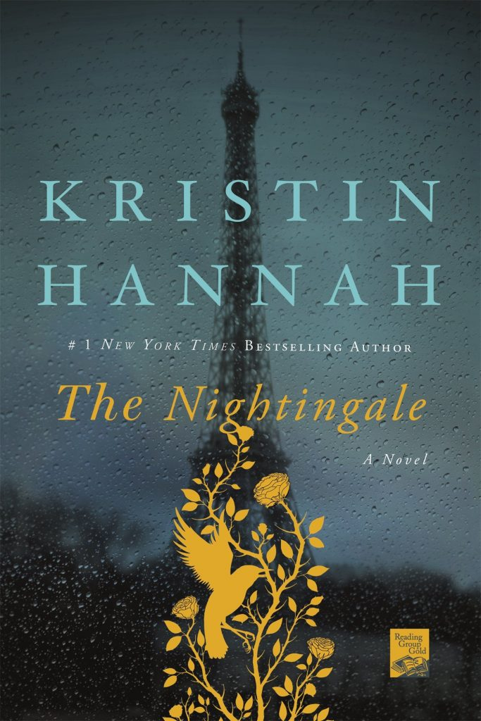 Cover of The Nightingale: A Novel, by Kristin Hannah