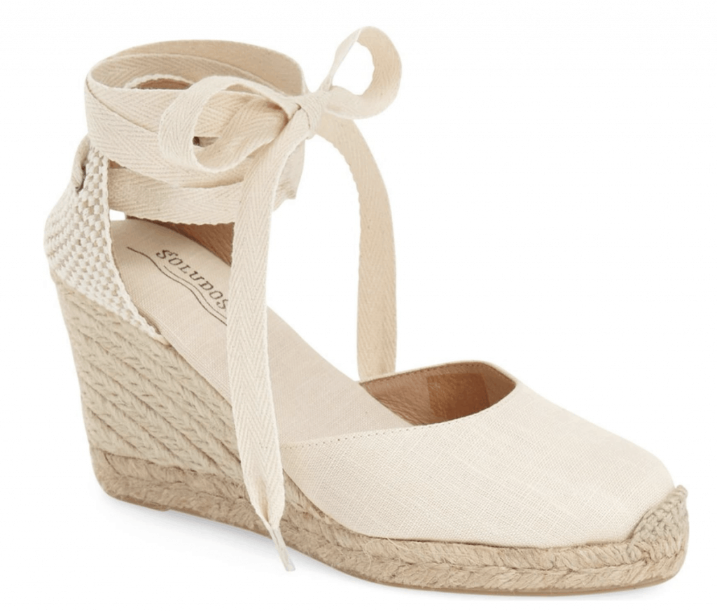 Rio style: Soludos wedges are a rio fashion staple