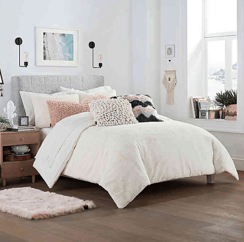 Ugg bedding at Bed Bath and Beyond - college bedding stores