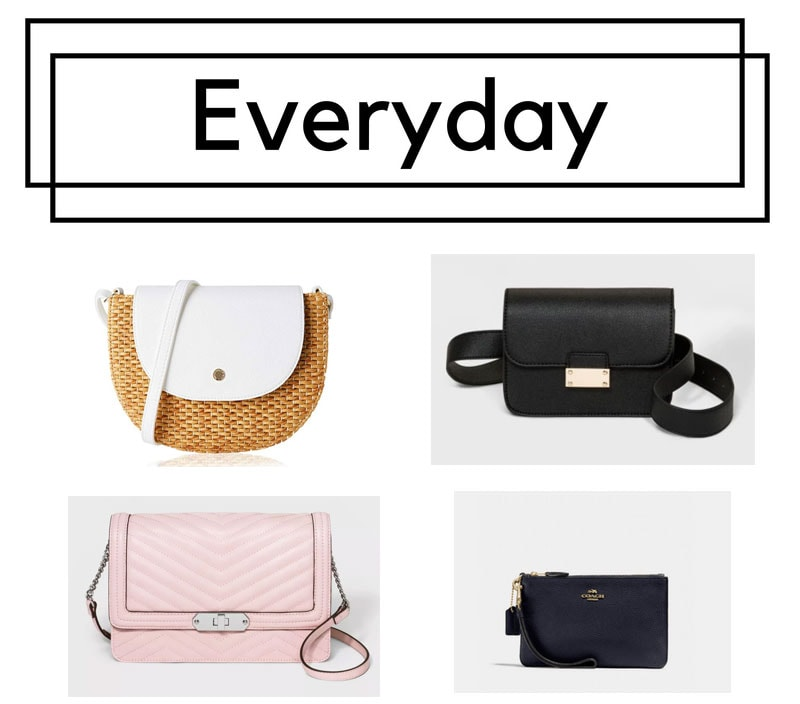 College bags for girls - everyday bags