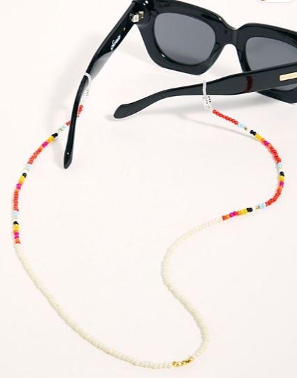 Point Break Beaded chain from Free People