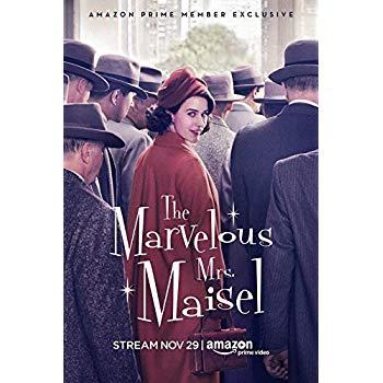 MRS MAISEL POSTER