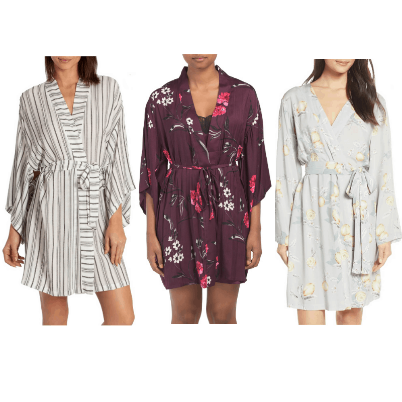 Best loungewear for young adults - robes