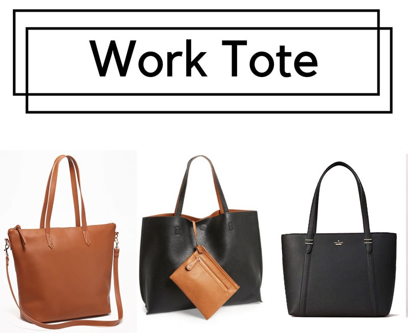 Work tote bags - best bags for college
