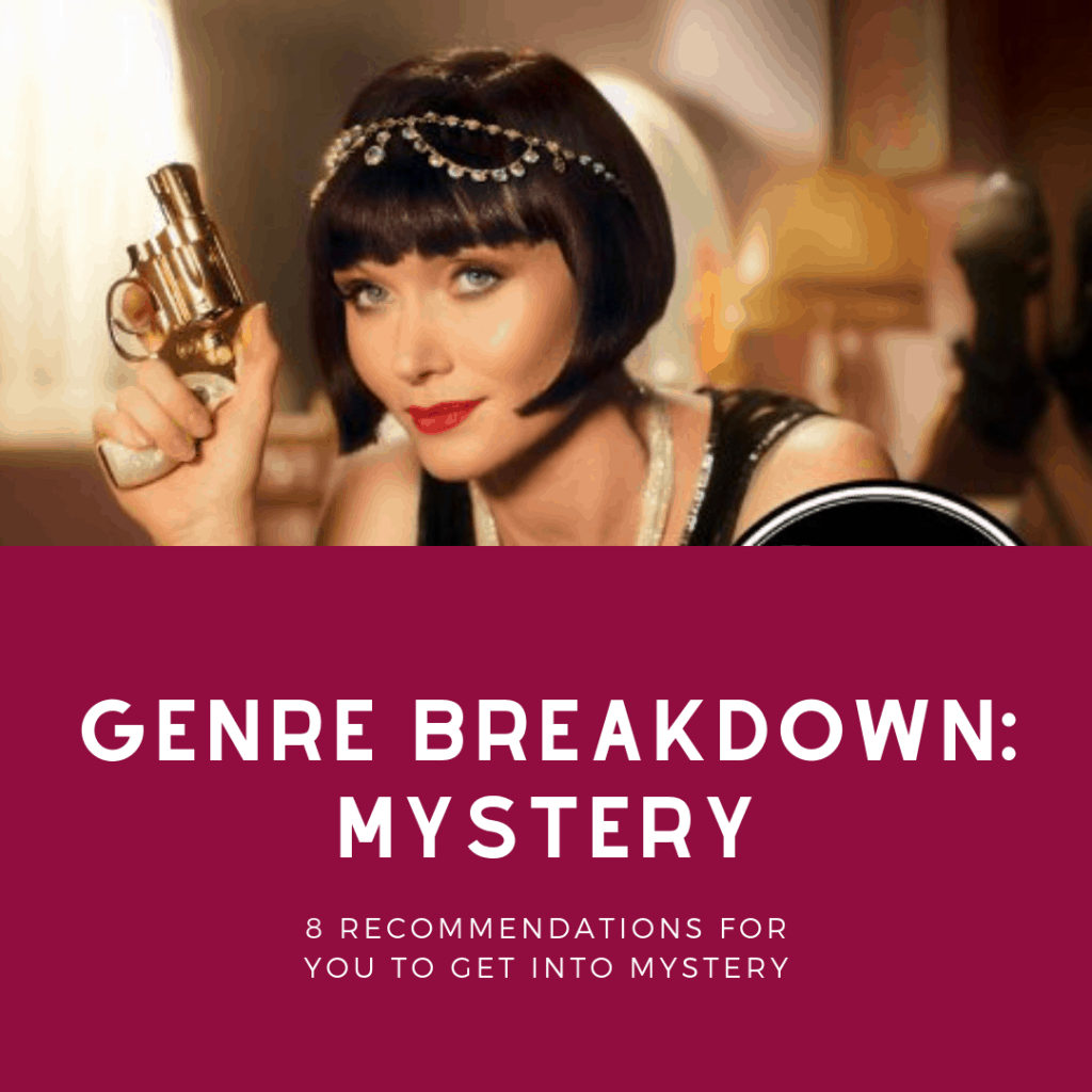 Mystery Main Image - the ultimate guide to the mystery genre