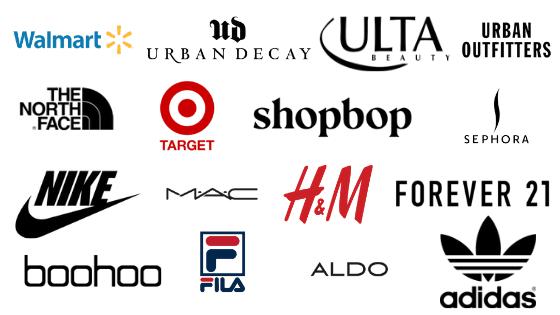 GoCashBack brands