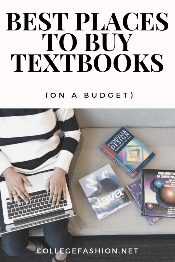 Cheap textbooks guide - the best places to buy textbooks on a budget and how to save money on textbooks in college