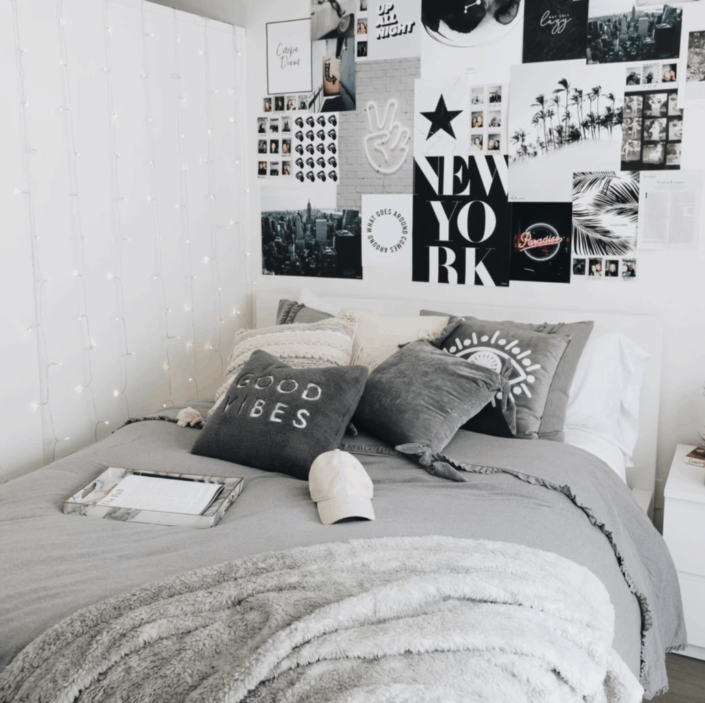 4 Little Things You Need to Make Your Room Feel Like Home