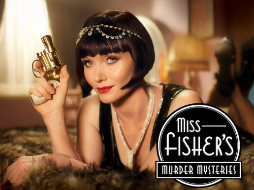 Guide to the mystery genre - Miss Fisher's Murder Mysteries image