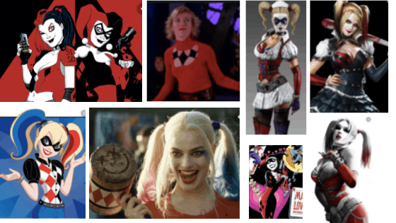 Image of Harley Quinn-1
