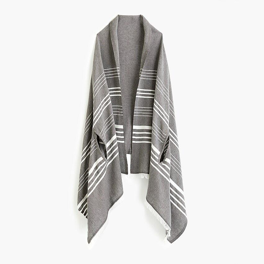 J.Crew cape scarf