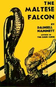 The Maltese Falcon - best mystery genre books