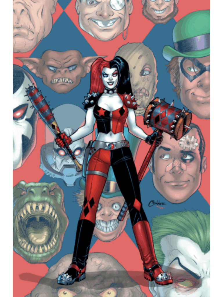 Harley Quinn in New 52