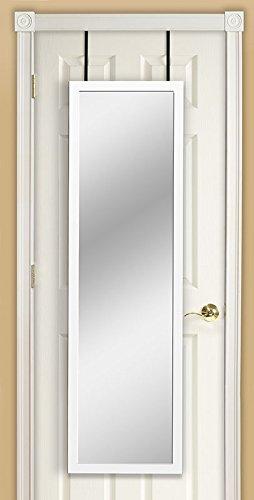 Over the door mirror for college