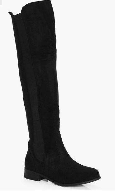 Fall 2019 shoe trends - knee high boots