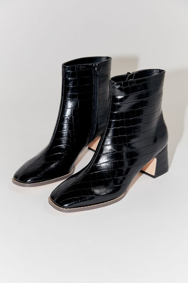 square toe boots from urban outfitters