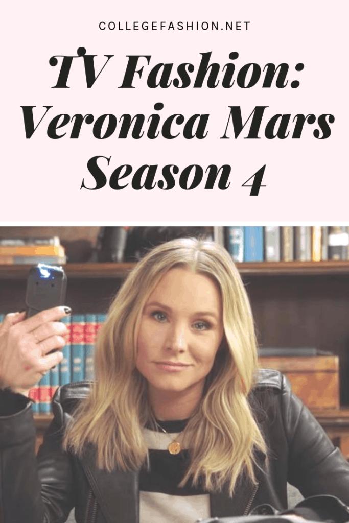 Veronica Mars fashion guide season 4