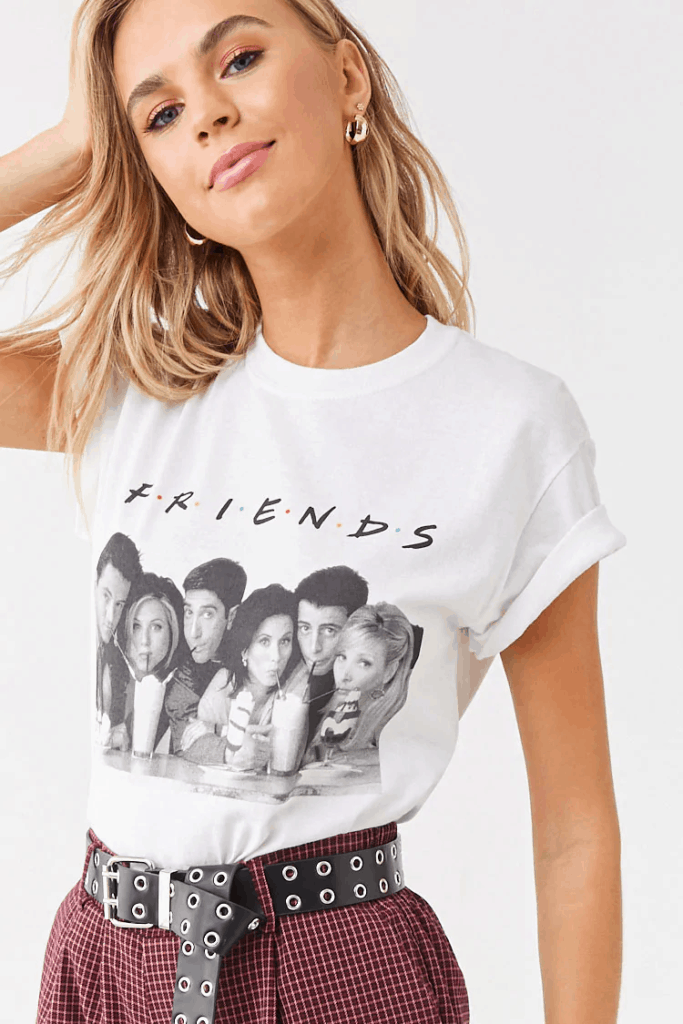 Fall tops 2019 - Friends graphic tee