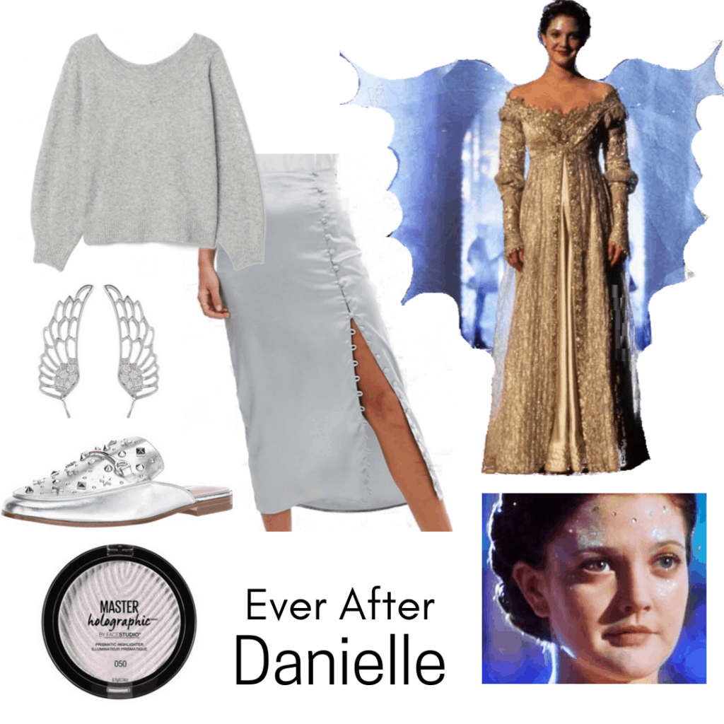Guide to the fantasy genre: Outfit inspired by Danielle from Ever After