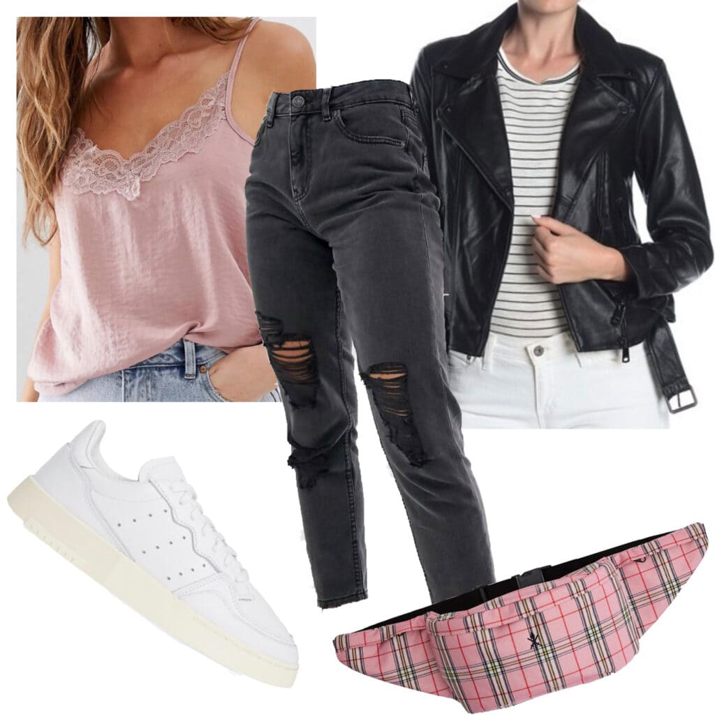 Fall concert outfits - Outfit Set for a Pop Concert
