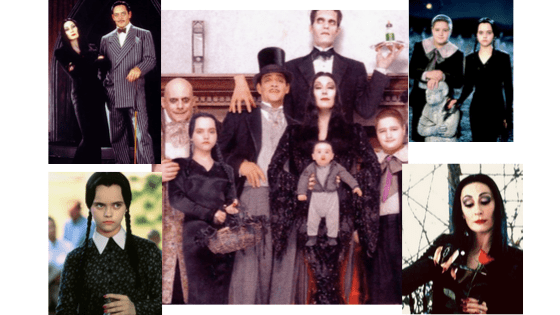 Best fashion moments from The Addams Family