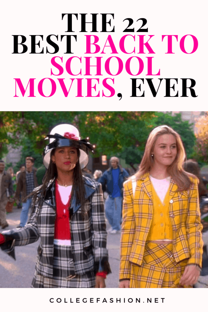 The best back to school movies of all time