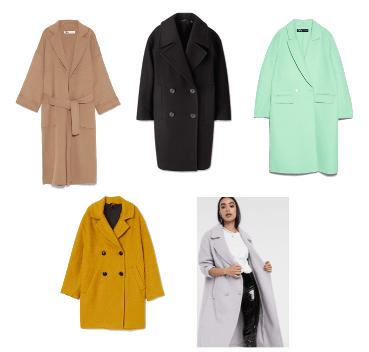 Five Updated Basics You Need in Your Closet ASAP: Slouchy Coats