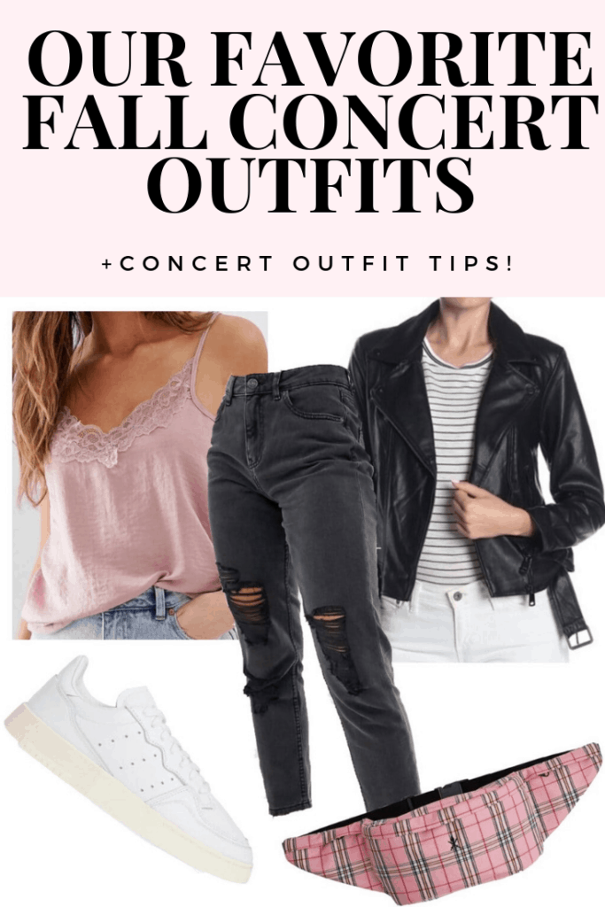 Fall concert outfits - the best outfit ideas for fall concerts